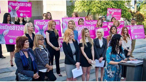 California Cruelty Free Cosmetics Act