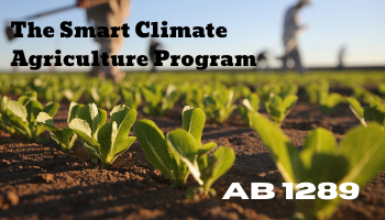 AB 1289 (Kalra) The Smart Climate Agriculture Program