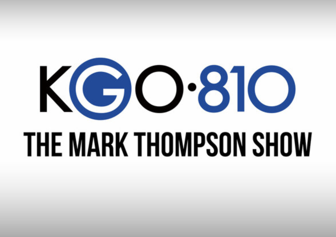 KGO810 Mark Thompson Show with Judie Mancuso